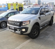 FORD RANGER WITH FUEL HOSTAGE NITTO TERRA GRAPPLER