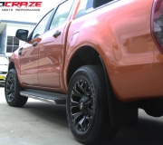 FORD RANGER WITH FUEL ASSAULT BLACK MILLED ACCENTS-1