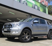 FORD RANGER WITH FUEL BEAST 1