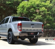 FORD RANGER NUTZ GLOSS BLACK WITH MILLED ACCENT-2